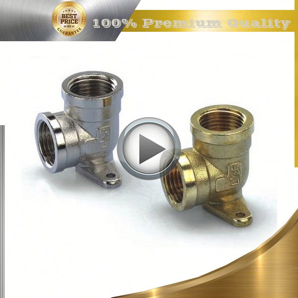brass exhaust pipe elbow