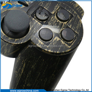High quality camouflage mixed colors Video gamepad for ps3 doubleshock 3 controller joystick