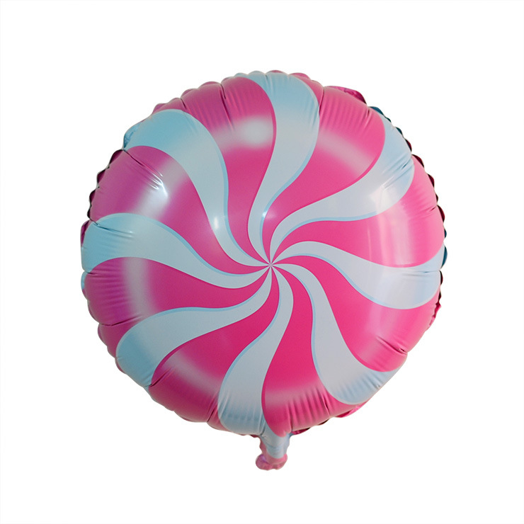 ballon factory china hydrogen round candy balloon for kids