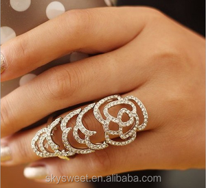 Fashion Knuckle Ring(SWTAA221)
