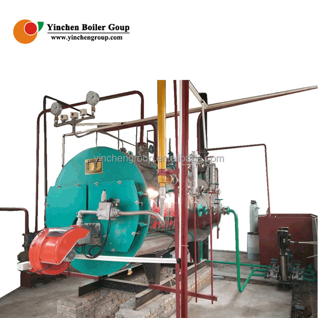 China Industrial Fire Tube Steam Boiler Wholesale 🇨🇳 - Alibaba