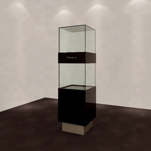 Free design high quality fashion jewellery showcase used for casios watch display stand