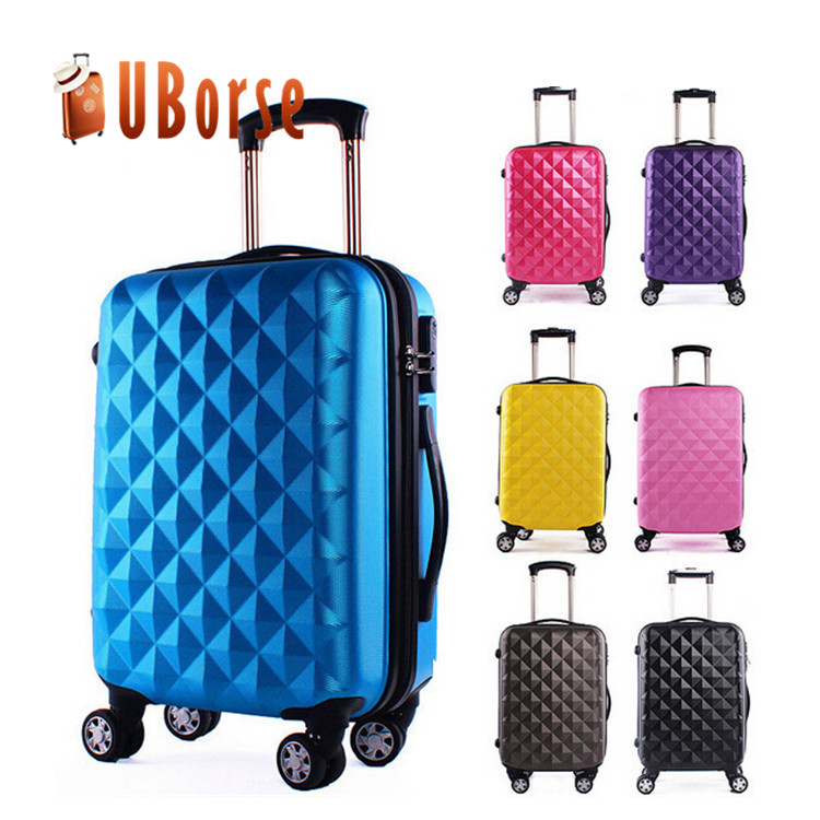 Popular Travel Hard Shell Suitcase ABS Trolley Luggage Sets Suitcases Luggage Bags Cases