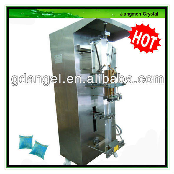 China top ten selling automatic liquid sachet filling machine with price