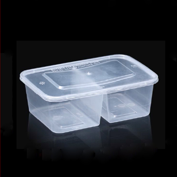 1000ml Round Food Container With Lid