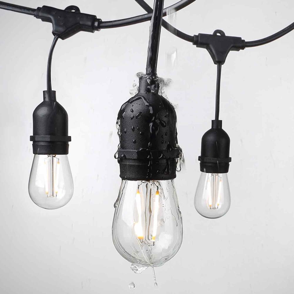 yard light bulb fairy lights