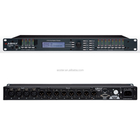 ASHLY Protea 4.8SP Loudspeaker Management System/4 Input 8 Output/ Speaker Management(Exporting Version)