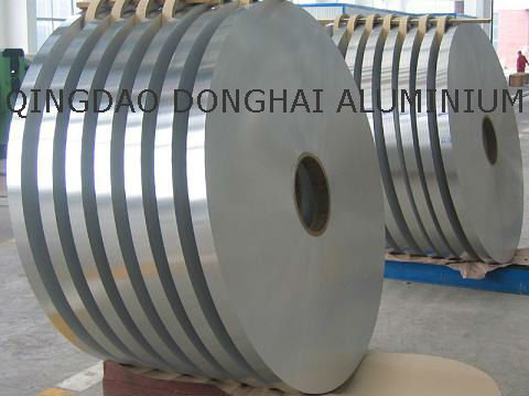 aluminium cable foil for electric capacitor