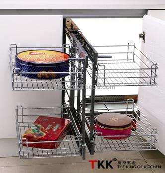Pull Out Wire BasketKitchen Magic Corner Storage & Pull Out Wire BasketKitchen Magic Corner Storage - Buy Kitchen ...