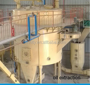 Sunflower Seed Oil Pretreatment Plant, Refinery Plant