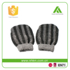 High quality Easy To Use rich lather cleaning exfoliating gloves