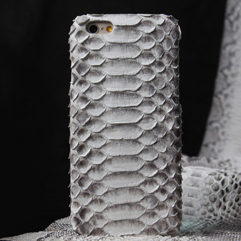 Wholesale Python Skin iPhone7/7Plus Case for Real Snake Skin