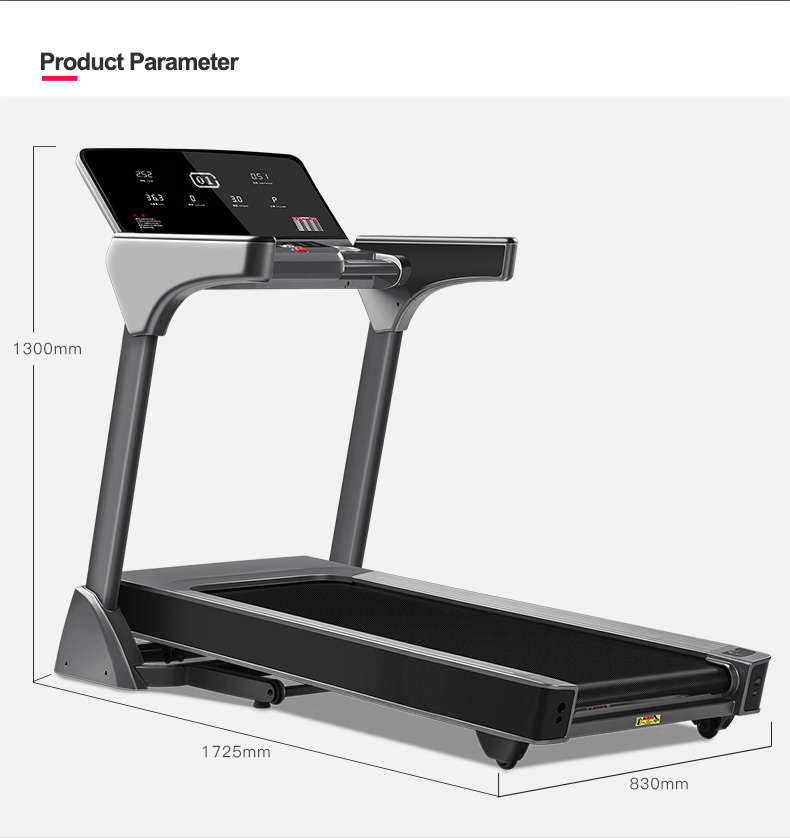 Home gym equipment treadmill home fitness treadmill spare parts