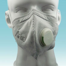FFP2 anti-dust mask Activated carbon