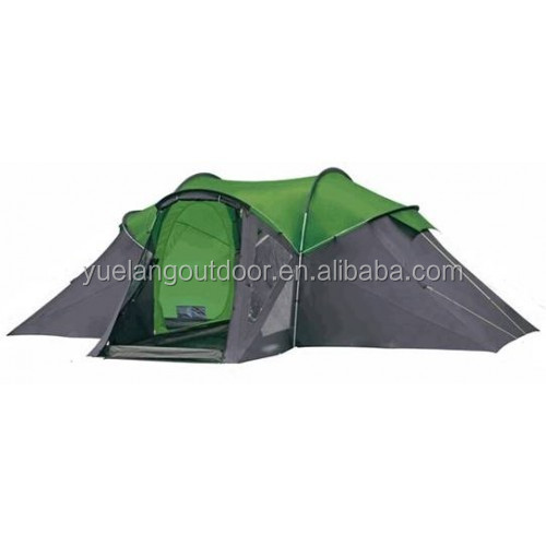 NEW! Travelling/mountain climbing Camping/Outdoor 5-6 Person Double layer yuelang Brand Tent