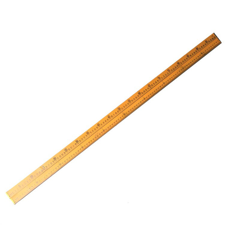 High Quality Hot Selling OEM Promotion 100Cm Wooden Ruler