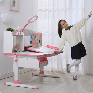 Kids Furniture Height Adjustable Ergonomic Kids Study Table Chair