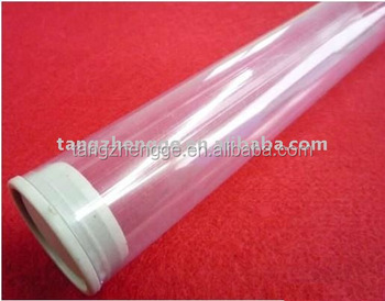 Rigid Clear Pvc Pipe With Cap Transparent Pvc Tube Buy