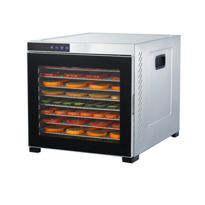 10 Layers Restaurant Food Dryer Machine Fruit Dehydrator