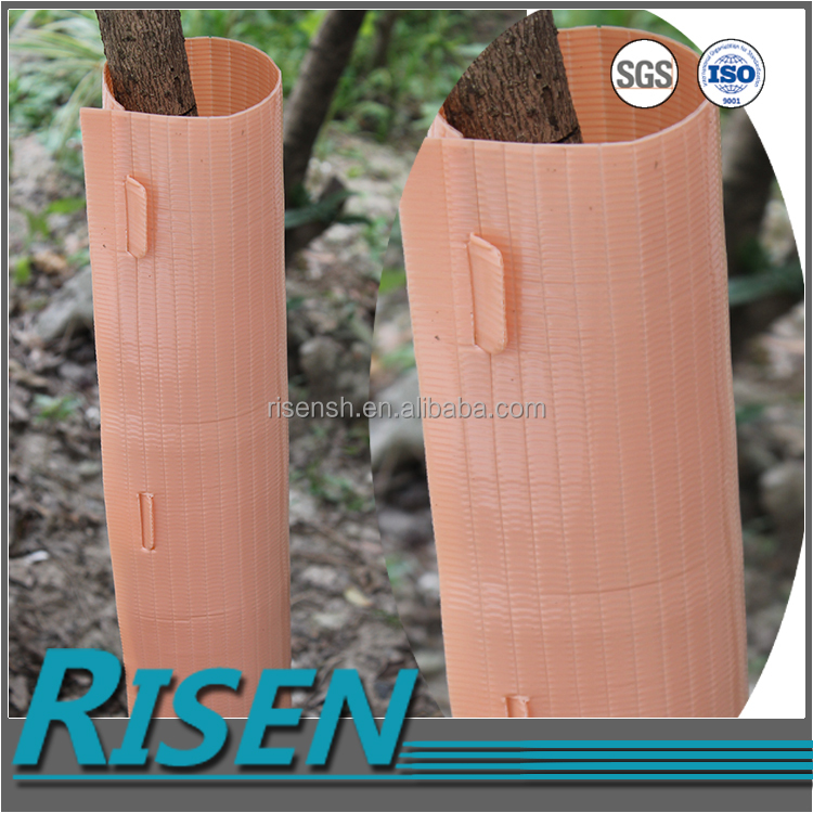 Wholesale new raw material made waterproof corflute pp plastic tree guard