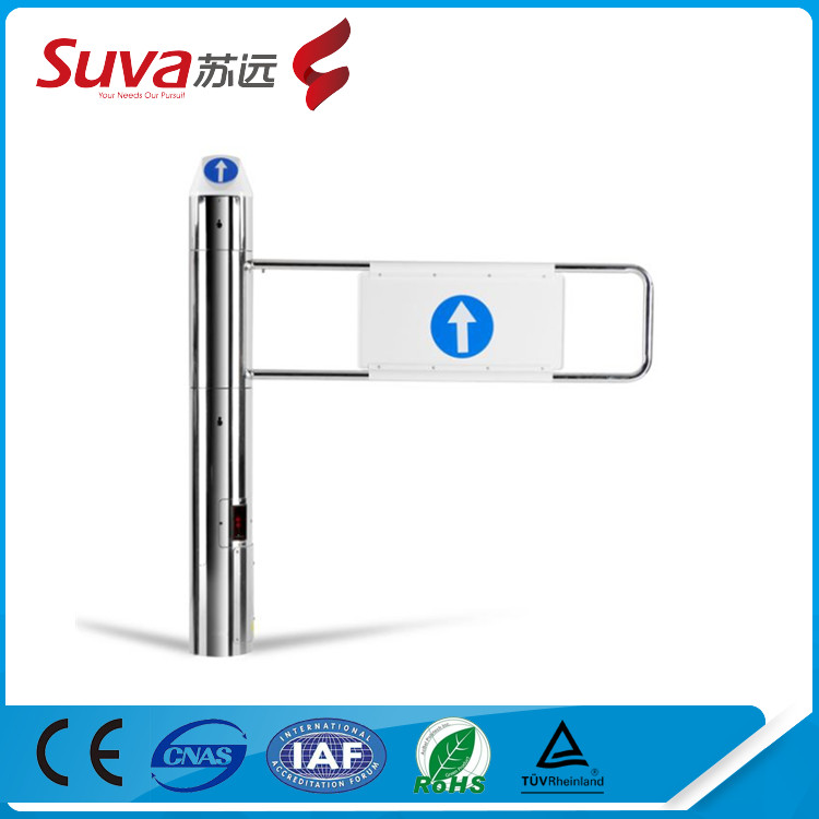 Security supermarket Entrance swing automatic door lock system keyless entry system
