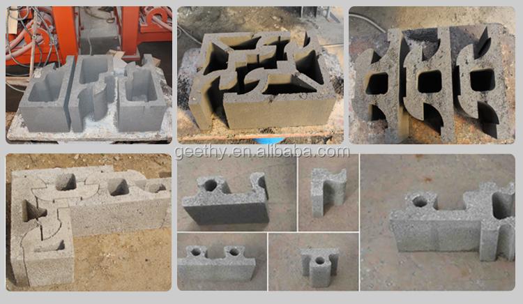 how to delete a block concrete 5