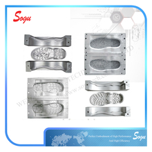 PU DOUBLE DENSITY DESMA INJECTION SHOE MOULD