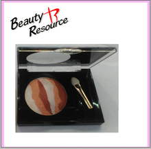 Waterproof Mineral Cream Face Powder Compact