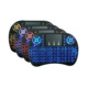 Shenzhen Smart Small Portable Led Multimedia Keyboard With LED Backlit Mouse