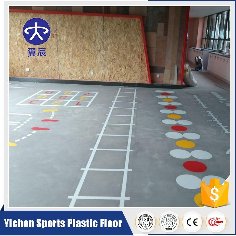 yichen pvc color gris parquet suelo