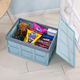 2019 New Products Innovative Houseware Product High Quality Nonwoven Folding Clothes Storage Box Organizer