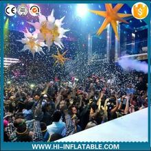 Good quality beautiful inflatable led star,inflatable star decoration,party led inflatable star
