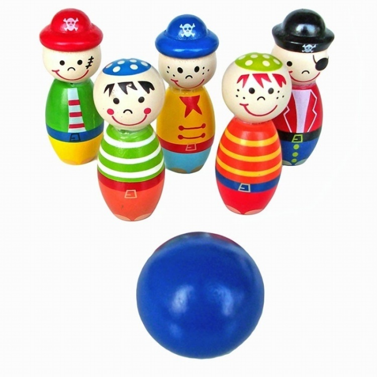 Wooden Bowlingbowling Pinsindoor Games Buy Kids Bowling Gamewooden Mini Wooden Bowling Gameindoor Birthday Party Games Product On Alibabacom