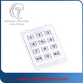 12 keys security key pad used for access control