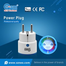 smart intelligent wireless remote control power switch 240v control on/off power socket time delay wifi power plug