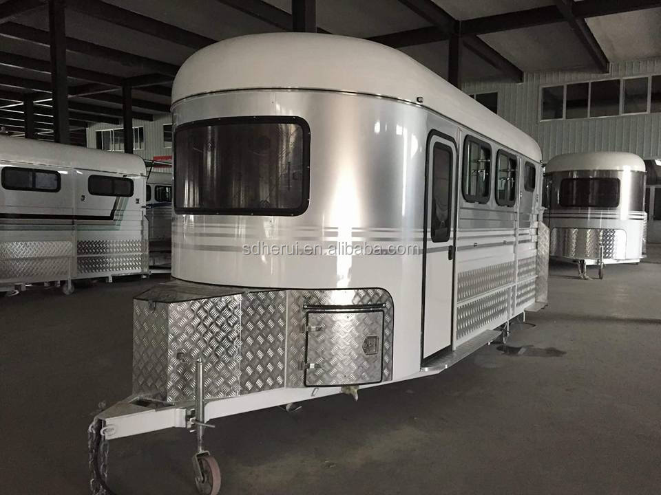 custom horse floats trailers for 2 horse or 3 horse deluxe straight load or angle load with living quarters