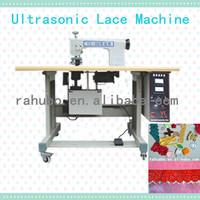 China ultrasonic lace sewing machine karl mayer raschel lace machine knitting machine lace