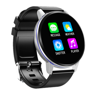 Image of 1.22 Inch IPS Full Screen Sleep Monitoring Smartwatch S01 Health Tracker Smart Bracelet