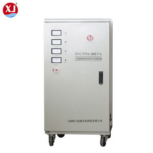 Servo SVC Three Phase 15000 Watt Automatic Voltage Stabilizer