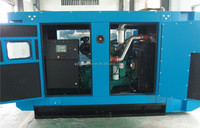 Industrial Purpose Sound Proof Prime Rating 220KW Standby Diesel Generator