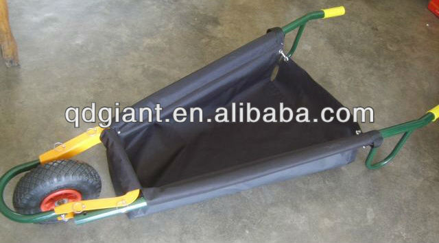 Festival Foldable Canvas Wheelbarrow