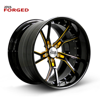 Wholesale Gold Colored 5x105 4 Hole Car Alloy Wheel Rim
