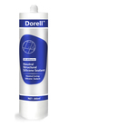 weifang hot brand dorell 793 100% silicone sealant for microwave