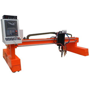 Widely used China gantry portable cnc flame/plasma cutting machine CE ISO