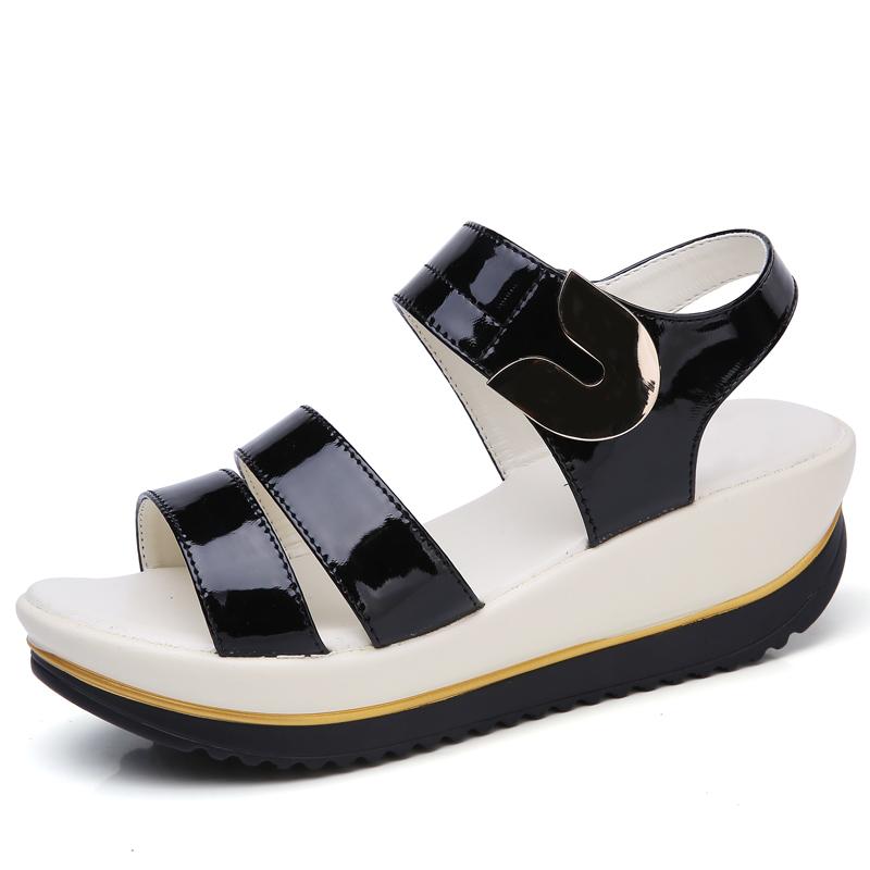 Llegada La Suela 2019 Llegadas Sandalies Para Mujer De Nueva Superior O Mujer Recién sandalias 2019 Cuero Buy Pu Sandalias gyb6Y7f