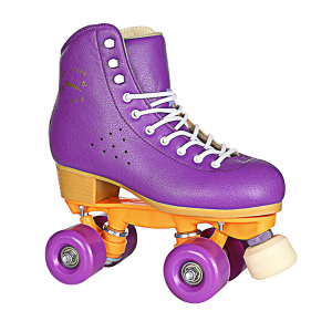 Customize 4 Wheels Quad Roller Skate Light Up LED Wheel Roller Skate