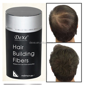 china natural fibers for white/gray hair treatment in a high quality
