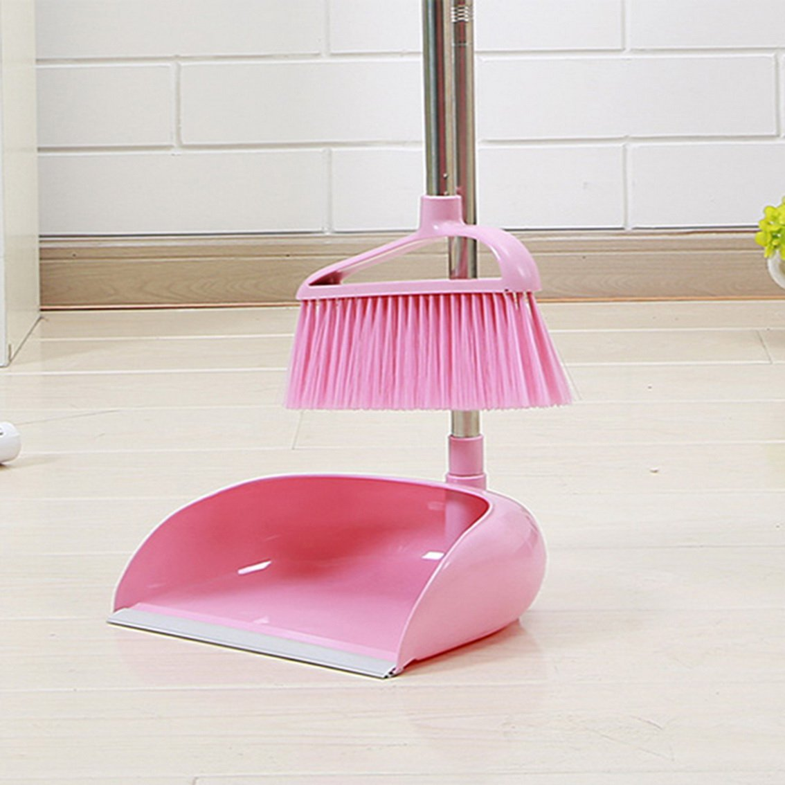fengg2030shann Fur broom shovel garbage broom dustpan sweeping package of household plastic bucket broom dustpan summarized Kei. Broom broom dustpan broom dustpan garbage shovel dustpan
