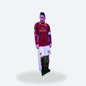 High Quality Cardboard Folding Standee Display, Cardboard Cutouts
