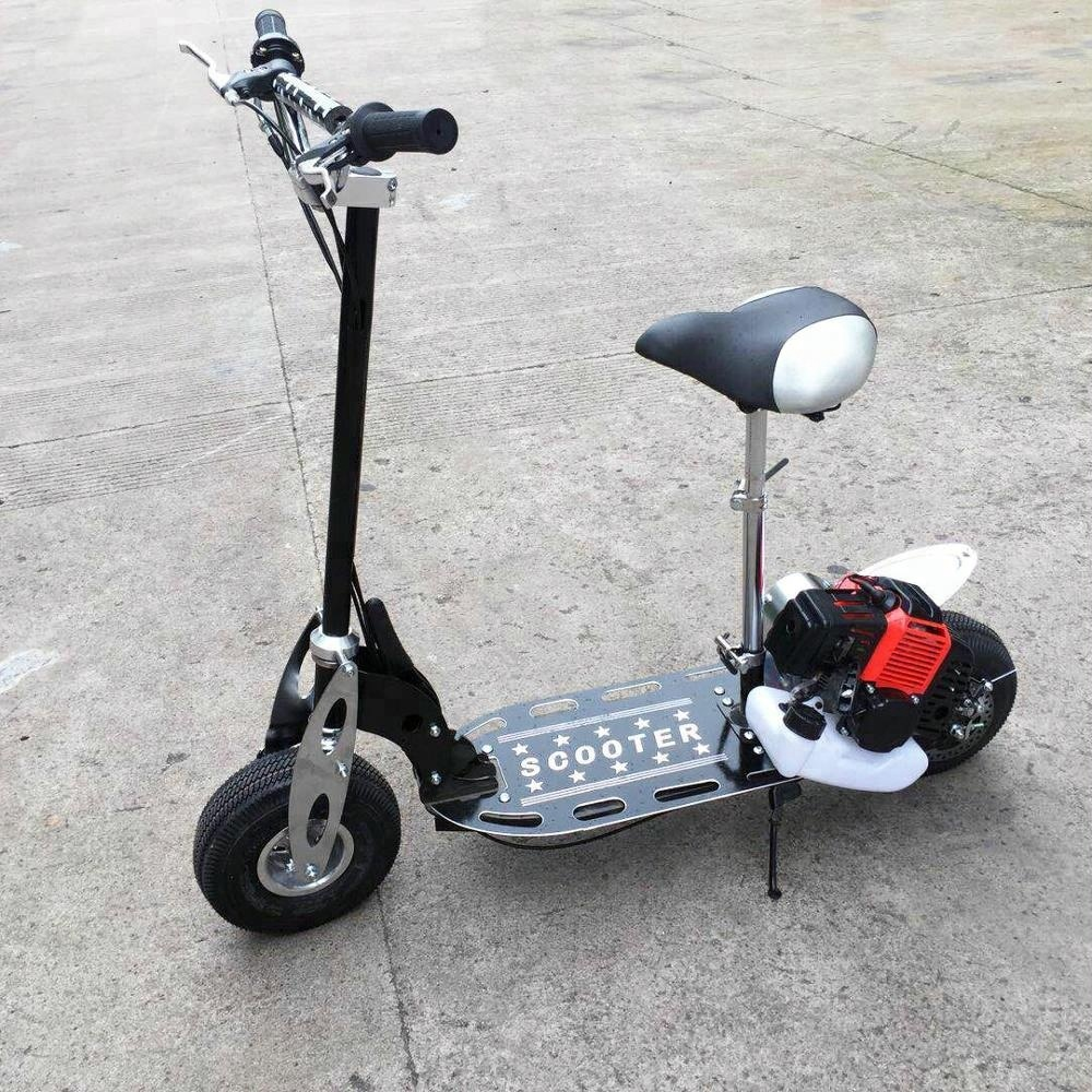 Cheap Hot sale Petrol Gas Scooter 49cc for adult